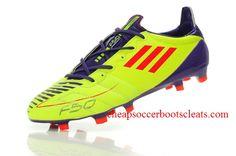 Adidas F50 adizero Leather TRX FG Soccer cleats