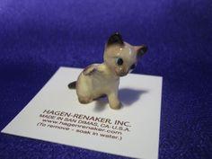 Hagen Renaker Kitten Paw Up Figurine Miniature 4033 FREE SHIPPING NEW