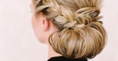 An easy 8-step bridal hairstyle that's beautifully braided and totally chic.