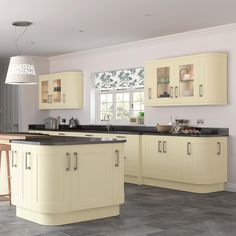 Doors & Drawer Fronts Portland Ivory