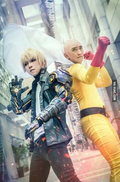 One of the best One Punch Man cosplay