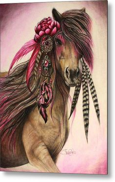 Shop for horse art from the world's greatest living artists. All horse artwork ships within 48 hours and includes a money-back guarantee. Choose your favorite horse designs and purchase them as wall art, home decor, phone cases, tote bags, and more! Pretty Horses, Beautiful Horses, Horse Drawings, Art Drawings, Pike Art, Native American Horses, Arte Fashion, Indian Horses, Horse Artwork