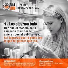 Tips de #Neuropublicidad. #Neuromarketing ;)