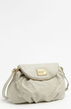 MARC BY MARC JACOBS 'Classic Q - Natasha' Crossbody Flap Bag available at Nordstrom