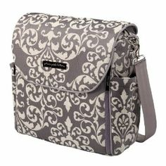Petunia Pickle Bottom Boxy Backpack Diaper Bag  Earl Grey