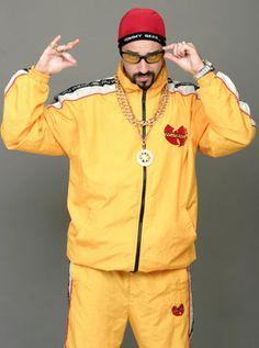 7c9db2987928 Ali G Borat - Comedy Performer Look Alike
