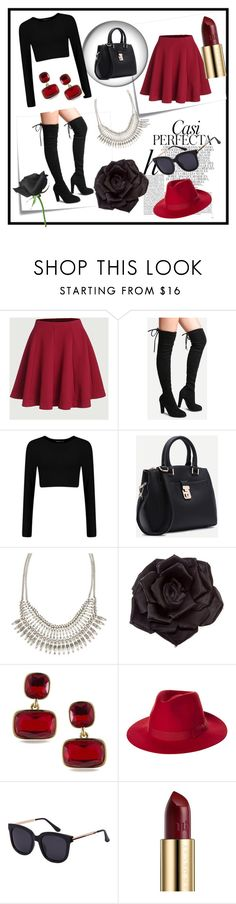 """""""Mode"""" by sadeta-v ❤ liked on Polyvore featuring beauty, Whiteley, Post-It, ALDO, Johnny Loves Rosie, Lauren Ralph Lauren, Brixton and Urban Decay"""