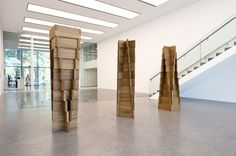 Carl Andre.