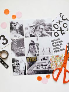 Scrapbook Sunday: Playing with the Messy Box (via Bloglovin.com )