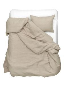"""Natural Flax Panama Linen Duvet Covers / Pillows & Fitted Sheets A unique development in linen bedding from our master weaver in Italy. This panama linen weave is a heavy weight linen, with the unique """"panama"""" style pattern in the weave of the cloth. Bed Sheets, Fitted Sheets, Linen Bedding, Bed Linen, Cool Beds, How To Better Yourself, Natural Linen, Bedding Collections"""