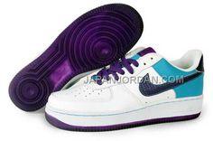 http://www.japanjordan.com/nike-air-force-1-low-womens-white-purple-214893.html NIKE AIR FORCE 1 LOW WOMENS 白 紫 ホット販売 Only ¥7,598 , Free Shipping!