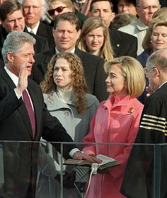 January 20 – U.S. President Bill Clinton is inaugurated for his second term.