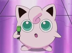 Jigglypuff/Purin. In the past, it was labled as a Balloon-type PKMN. But now, it's a Fairy-type!