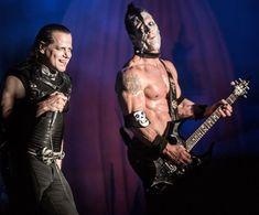 Danzig, Misfits, & Samhain - wrightinallthewrongplaces: Glenn Danzig and Doyle. Doyle Misfits, Danzig Misfits, Glenn Danzig, Samhain, Misfits Band, Michael Graves, Him Band, Frankenstein, Punk Rock