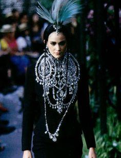 saloandseverine:  Christian Dior HC Fall 1997