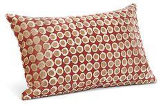 """Dot Pillows - Accent Pillows - Accessories - Room & Board - Garney - 20""""x13"""" - $129"""