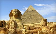 #35.Want to see The Great Pyramids one day.