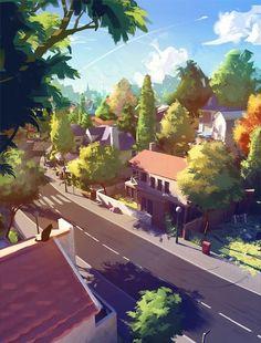 Suburbs Concepts