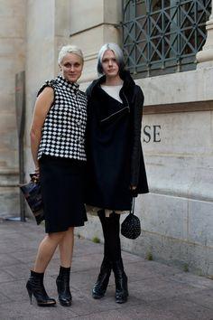 On the Street….Friends, Paris & London « The Sartorialist