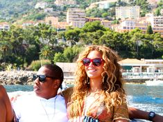 The way they go on yachts together. | 31 Reasons Beyoncé And Jay-Z Are The Greatest Couple Of All Time