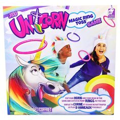 Unicorn Ring Toss Game Best Kids Christmas Gifts, Top Christmas Toys, Christmas Present For You, Christmas List Template, Harry Potter Invisibility Cloak, Roald Dahl Collection, Toss Game, Lego Harry Potter, Top Gifts