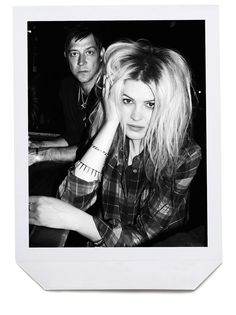 The Kills - Equipment Fall Campaign 13 Jamie Hince, Alison Mosshart, Susan Sontag, Dark Queen, Queen Of Everything, Good Music, Rock N Roll, Indie, Fashion Beauty