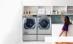 Expert laundry tips from our friends at LG! | Laundry Room ...
