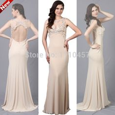 11.11 Shopping Festival | Find More Evening Dresses Information about 2014 Laberry  New Elegant Beading Knitting Backless Sleeveless Long Evening Dress,High Quality dress models for women,China beaded long dress Suppliers, Cheap beaded hairpins from CHOIYES | LABERRY Official Store on http://www.aliexpress.com/store/1110457