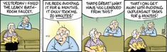 Pickles for 4/12/2021 Wtf Funny, Comic Strips, Crane, Pickles, Humor, Comics, Learning, Times, Diy
