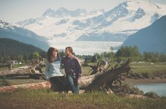 Flynn Fotography, Engagement Photography, Couples Photos, Engagement Photos, Alaska Wedding, Juneau Wedding Photographer, Juneau Alaska, Mendenhall Glacier