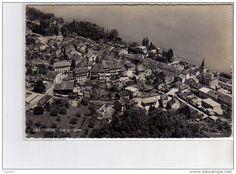 SUISSE - Grandson - Vue aérienne - très bon état - Delcampe.net How To Dry Basil, City Photo, Switzerland