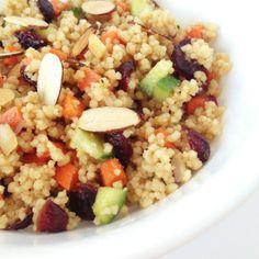 Cranberry couscous recipe