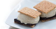 Part S'mores, part Ice-Cream Sandwich, this cold twist on a favorite summer-time…