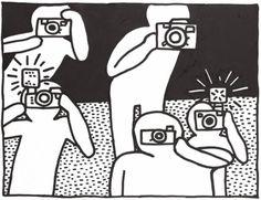 Keith Haring - (American, 1958-1990)