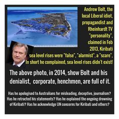 Political animals masquerading as journalists, are bad enough when they LIE through their teeth. When they KNOW they are lying, only to convince people of bullshit Liberal Party propaganda, is outrageous. It was a LIE, a LIE, a LIE. Journalism? Not even close.  Why ANYONE would believe a word printed by this Murdoch attack mongrel, is beyond comprehension.