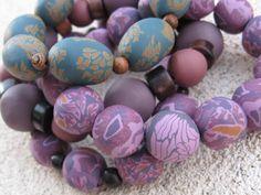 Polymer Clay Beads Polymer Clay Beads, Easter Eggs, Jewelry Making, Australia, Jewellery, Handmade, Jewels, Hand Made, Jewelry Shop
