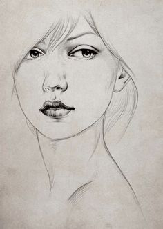 Drawings and Sketches by Diego Fernandez, via Behance