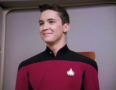 I got Wesley Crusher: You are a gifted prodigy who can be counted on to swoop in with a solution at the last minute, perhaps to the chagrin of those around you. You were also probably picked last in gym class a lot, but that's OK because some day, you will transcend space and time and leave all those losers behind. Which Star Trek: The Next Generation character are you? [Quiz} Uss Enterprise D, Wesley Crusher, Star Trek Posters, Beverly Crusher, Starfleet Academy, Wil Wheaton, Star Wars, Ready Player One, Star Trek Universe