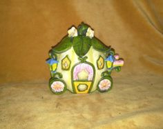 Free USPS Priority Shipping Gnome Love Fairy Garden by PixieGreens