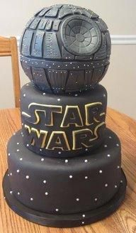 Wish | Star Wars Cake