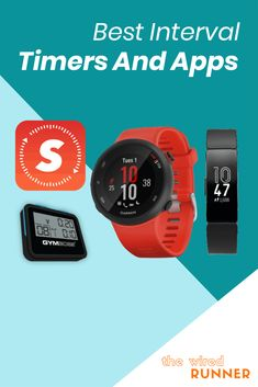 Best Interval Timers and Apps Running Watch, Running Gear, Interval Cardio, Interval Running, Timer App, Workout Gear For Women, No Equipment Workout, Fitness Equipment