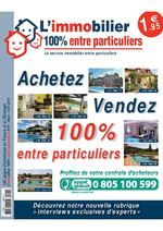 L'immobilier 100% entre Particuliers – Appelimmo – N°91 – Mars/Avril 2014 http://www.calameo.com/read/001032387c138066f0f95
