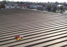 types of commercial roofs #contracting #commercialroofs #roofs #business