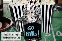 Football party prep made EASY with BJ's Wholesale Club #ad
