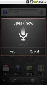 google voice search apk