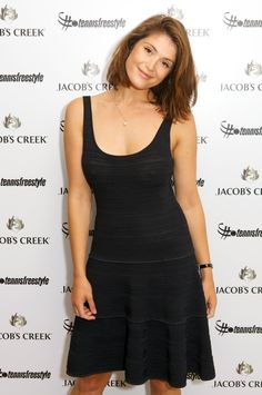 if you look closely Gemma Arterton has a surprise for you