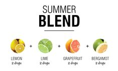 Summery blend. This is one of my favorites EVER.   For more info or to order, visit:   http://healthinsideandout.com https://m.facebook.com/texashealthinsideout