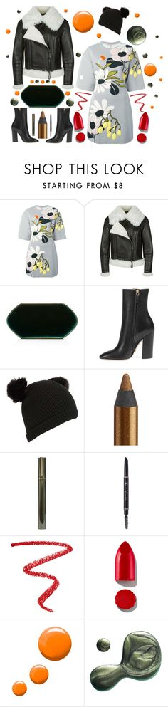 """Marni Madder Print Dress"" by latoyacl ❤ liked on Polyvore featuring Marni, Burberry, Hunting Season, Gucci, Miss Selfridge, Urban Decay, NARS Cosmetics, Rodin, Topshop and Illamasqua"