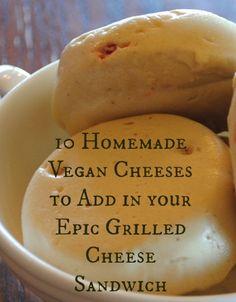 http://onegr.pl/Q6q8YV #vegan #cheese #dairy #dairy-free #recipe #homemade