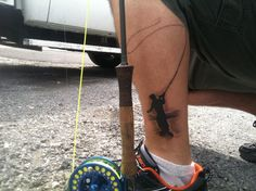 fly fishing tattoo pictures - Google Search